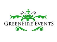 GreenFire Events provides event services including planning and organizing weddings or celebration.