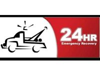 24 HOUR EMERGENCY BREAKDOWN VEHICLE RESCUE TRANSPORT FUEL DOCTOR TYRE REPLACEMENT MOBILE MECHANIC