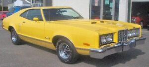 1973 MERCURY MONTEGO GT ORIGINAL OWNERS LOW MILES