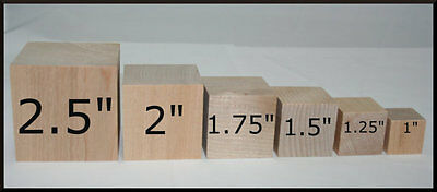 Various Sizes- Wooden Blocks DIY Wood Blocks Picture Blocks Wood Cubes