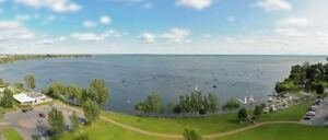 Furnished Condo for rent   Pointe-Claire  All incl  FACING LAKE