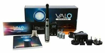 Valo Grand Cordless Black Kit. Dental Led Curing Light By Ultradent.