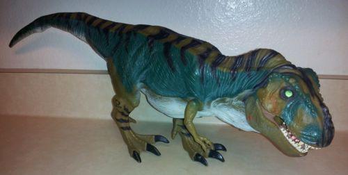 Jurassic Park Toys T Rex : Jurassic park t rex figure ebay