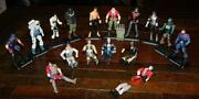 Gi Joe 25th Anniversary Figures