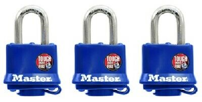 Master Lock, 3 Pack, 1-1/2