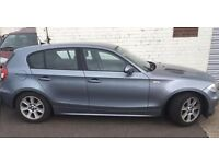 BMW 1 Series 2.0 118d SE 5 door, 2006. Pristine condition with full service history!