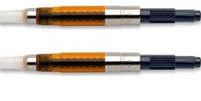 2 - CROSS Fountain Pen Ink Converter Screw In Style - Fits ATX, Peerless, Bailey