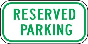 PARKING - RESERVED 24/7 - Private Lot With Winter Maintenance