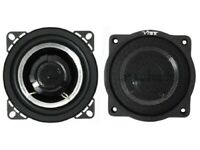 "Vibe Slick 4"" – 10cm 100mm V3 Coaxial Car Speakers BNIB"