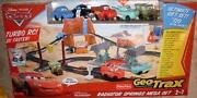 GeoTrax Cars