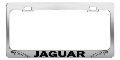 Jaguar License Plate Holder Ebay