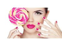 Nail Technician & Beauty Therapists needed £8-£11ph
