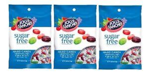 Jolly Rancher Sugar Free Hard Candy 3 Bag Pack