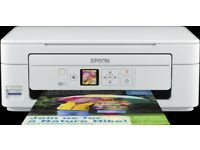 Epson printer xp 345 white scanner copier compact