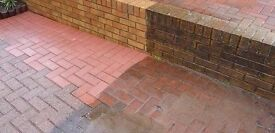 Cost effective driveway cleaning service