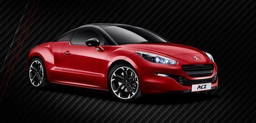 2016 peugeot rcz 1.6 thp 200 gt line 2 door petrol coupe | in