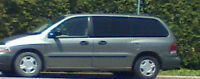 2002 Ford Windstar  LX Fourgonnette, fourgon  bien entretenue,