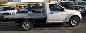 2012 Great Wall V200 K2 MY12 White 6 Speed Manual Cab Chassis Bellevue Swan Area Preview