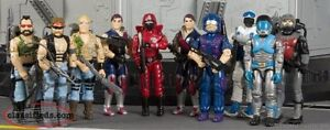 WANTED VINTAGE GI JOE FIGURES