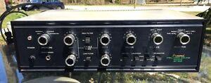 Vintage Sansui stereo amplifier MODEL AU-555