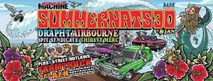 Summernats 30 Camping Pass Capital Hill South Canberra Preview