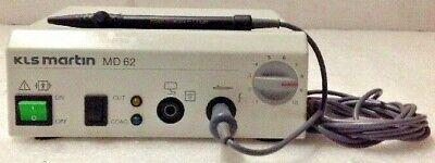 Kls Martin 62 Md 62 Minor Electrosurgery Generator Unit Esu