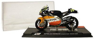 Ixo/altaya Alt34 Aprilia Rsw 250 2005 - Sebastian Porto 1/24 Scale