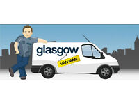 Glasgow Van Man - Removal Service Established 2008, House clearances from £50 - Disclosure Checked
