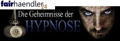 Die GEHEIMNISSE DER HYPNOSE eBook ohne STRESS ABNEHMEN MEGA eBuch PDF PLR...