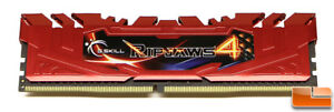 G Skill Ripjaws 4 DDR4 2133 2x4GB RAM