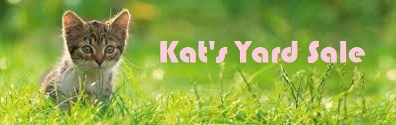 Kat's Yard Sale