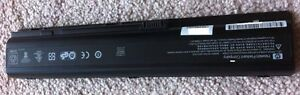 HP dv9700 original battery