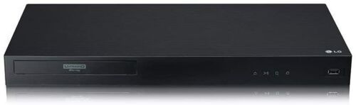 Sony 4K Ultra HD Blu-Ray Player with Wi-Fi, Ethernet Network, USB & 3D Playback