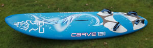 Starboard Carve 131 Windsurfing Board