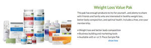 Nutritional Systems by Isagenix