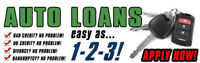 Auto Financing, Individual, Business, All Credit Situations, RV'