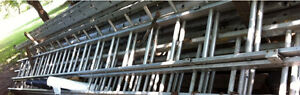 Various ladders - commercial / industrial grade