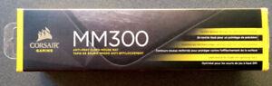 New & Sealed Corsair MM300 Anti-Fray Mouse Mat(Extended Edition)