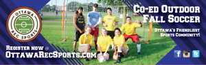 Join Adult Coed Sports this Fall!