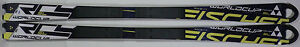 2013 Fischer RC4 WC SL - Stiff 165cm Slalom Hole Race Skis w/ World Cup Plate