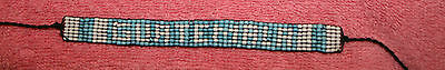 (New Guatemala Soccer Style Color Bead Bracelet or Anklet)