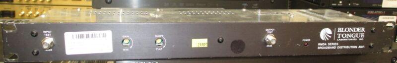 BLONDER RMDA-1000-30 Rackmount RF Distribution Amplifier - Unit Only