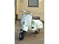 Wanted Vespa Scooter .