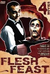 Flesh Feast (4 Movies) DVDs