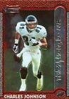 Bowman Chrome Original Football Trading Cards Season 1999