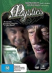 MYSTICS DVD=DAVID KELLY-MILO O'SHEA=REGION 4 AUSTRALIAN RELEASE=NEW AND SEALED