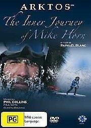 Arktos: The Inner Journey of Mike Horn = NEW DVD R4 BRAND NEW SEALED!