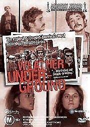 The Weather Underground (DVD, 2005) brand new sealed free postage!!