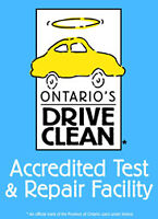 Emissions test @Discount Transmissions & Auto Service