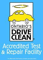 Emissions test @Discount Transmissions & Auto Service